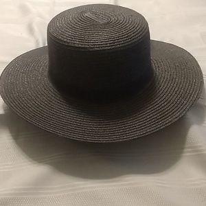 Billabong Black Large Rimmed Hat